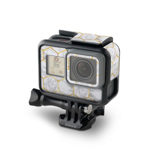 Honey Marble GoPro Hero7 Black Skin