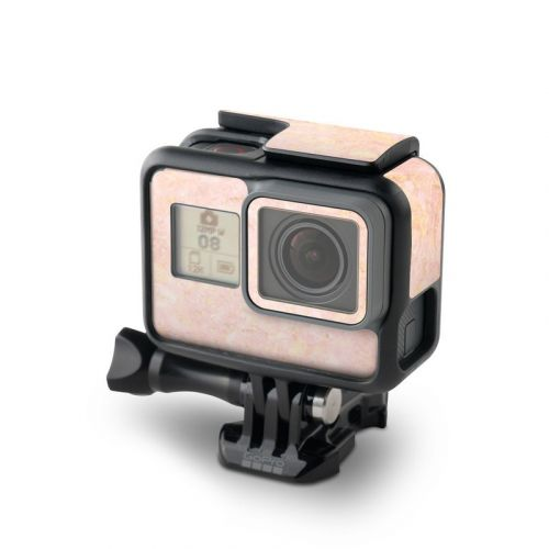 Rose Gold Marble GoPro Hero7 Black Skin
