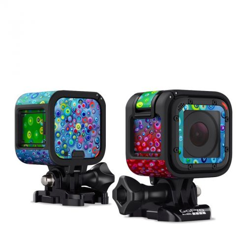 Bubblicious GoPro Hero4 Session Skin