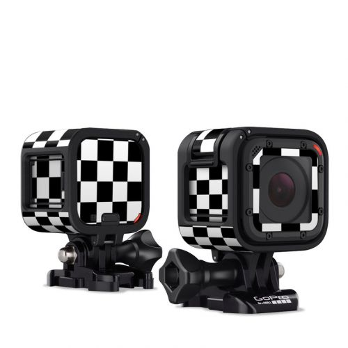 Checkers GoPro Hero4 Session Skin