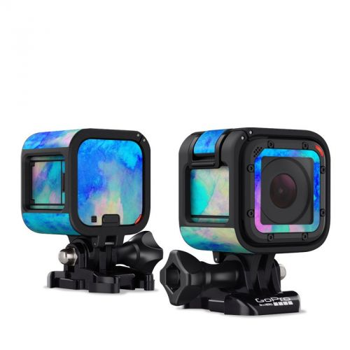 Electrify Ice Blue GoPro Hero4 Session Skin
