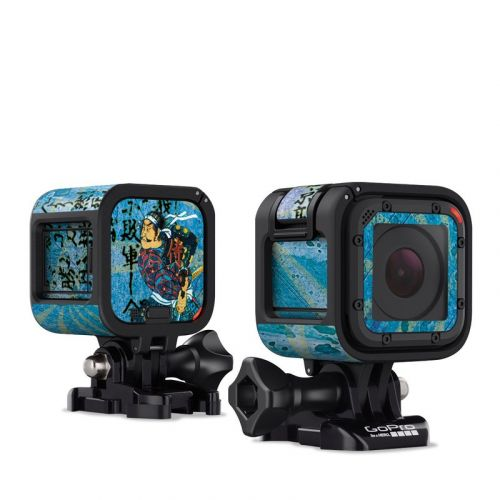 Samurai Honor GoPro Hero4 Session Skin