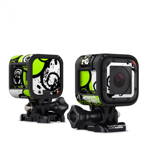 Simply Green GoPro Hero4 Session Skin