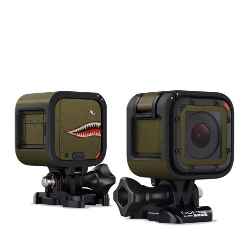 USAF Shark GoPro Hero4 Session Skin