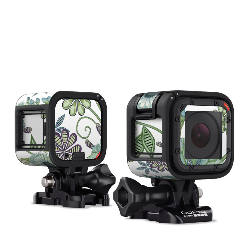 Antique Nouveau GoPro Hero4 Session Skin