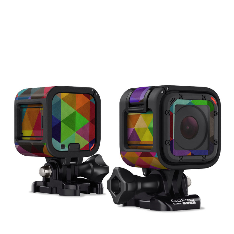 Connection GoPro Hero4 Session Skin