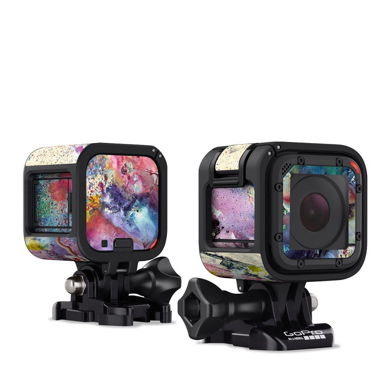 Cosmic Flower GoPro Hero4 Session Skin