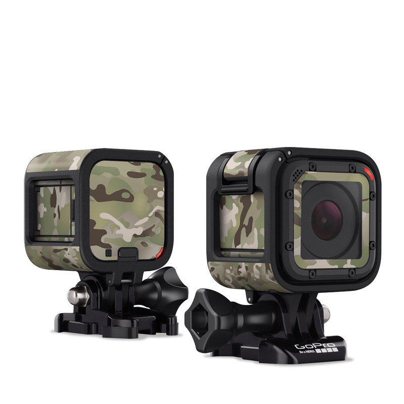 FC Camo GoPro Hero4 Session Skin
