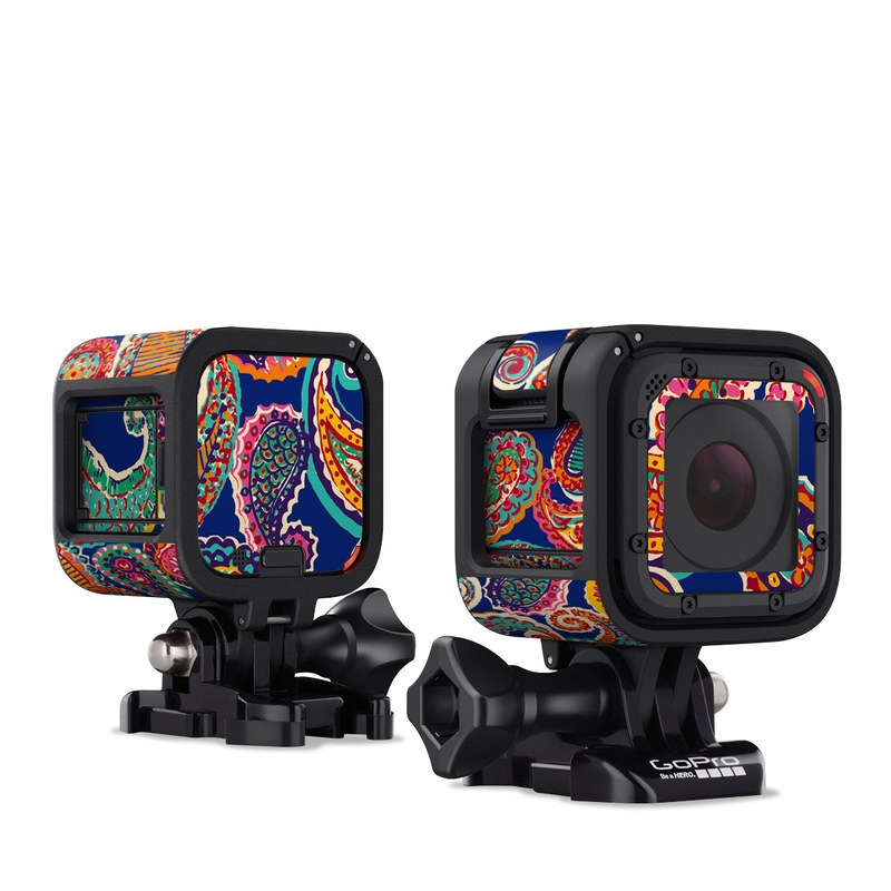 Gracen Paisley GoPro Hero4 Session Skin