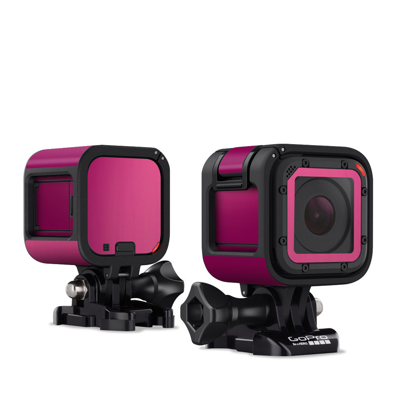 Pink Burst GoPro Hero4 Session Skin