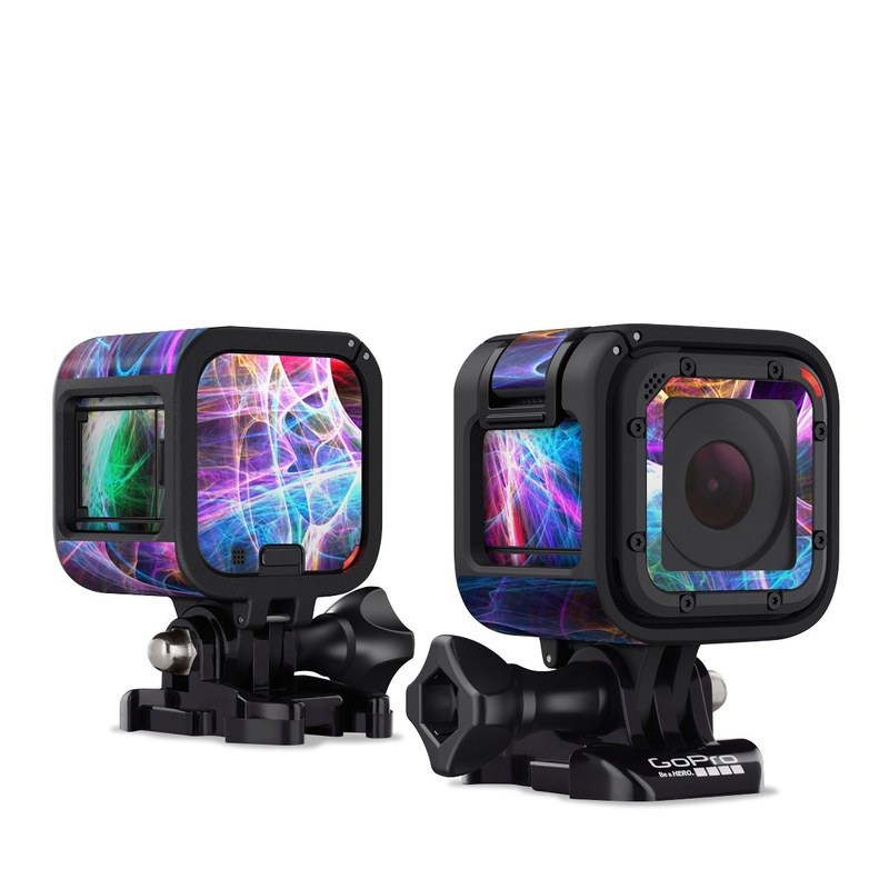 Static Discharge GoPro Hero4 Session Skin