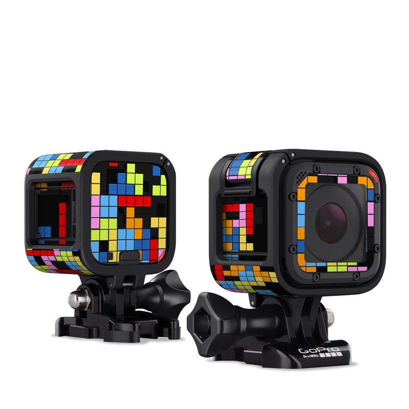 Tetrads GoPro Hero4 Session Skin