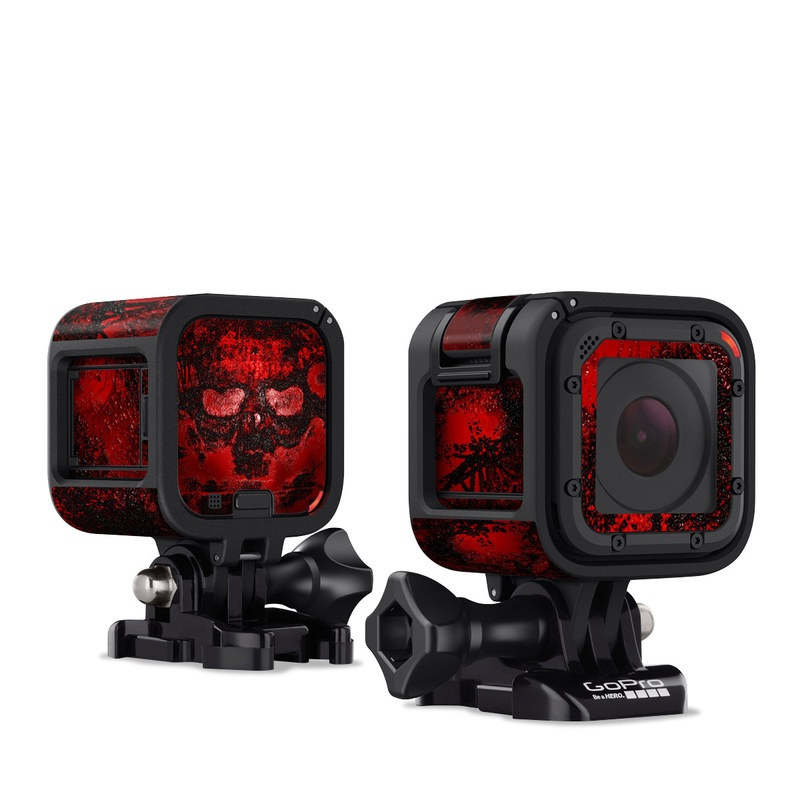 War II GoPro Hero4 Session Skin