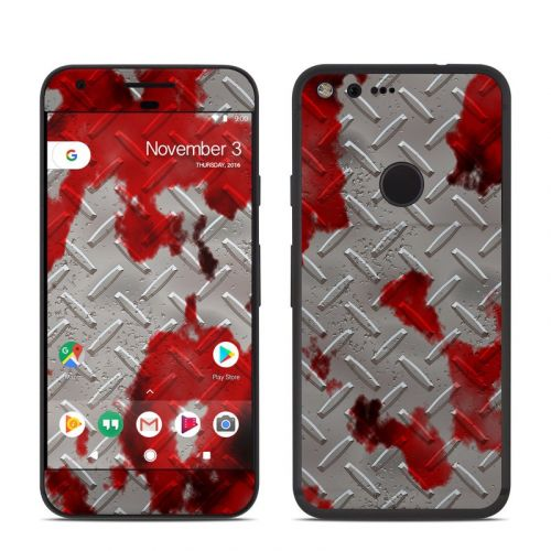 Accident Google Pixel Skin
