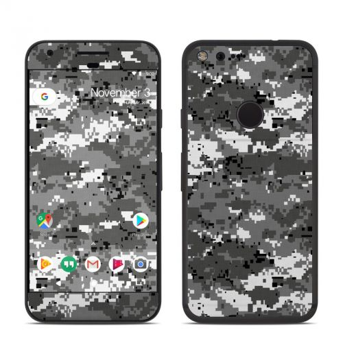 Digital Urban Camo Google Pixel Skin