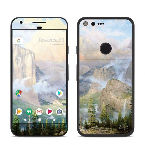 Yosemite Valley Google Pixel Skin