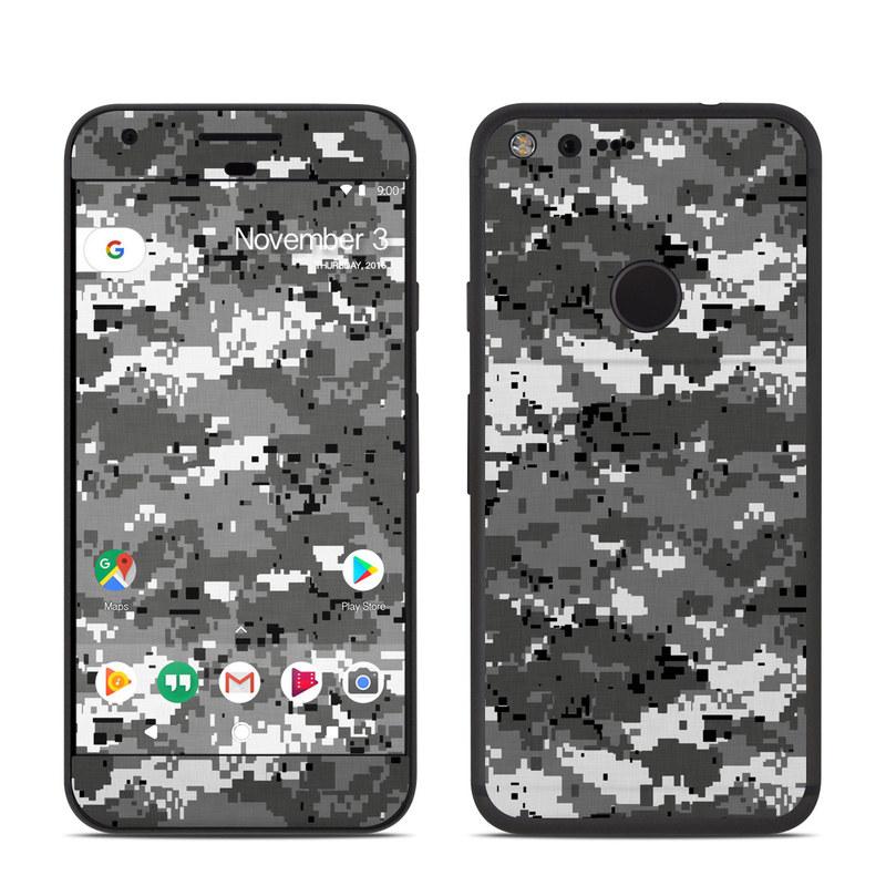 Digital Urban Camo Google Pixel Skin