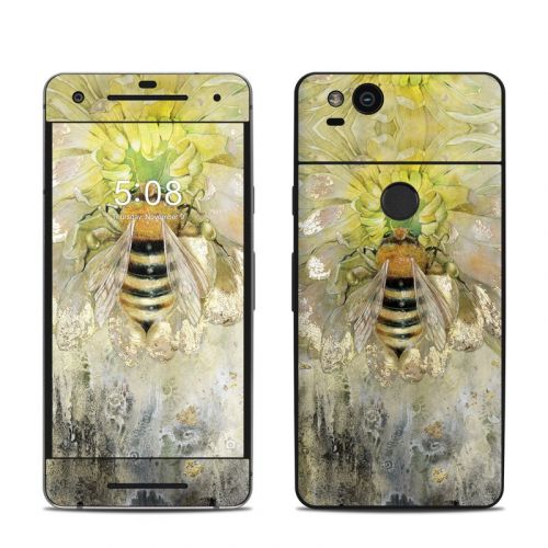 Honey Bee Google Pixel 2 Skin