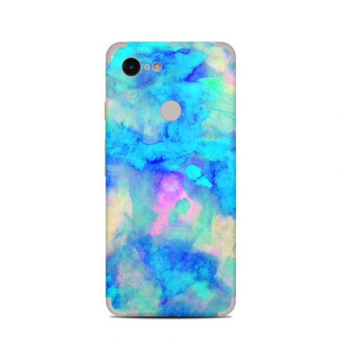 Electrify Ice Blue Google Pixel 3 Skin