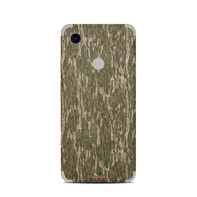 Google Pixel 3 Skin design of Grass, Brown, Grass family, Plant, Soil with black, red, gray colors