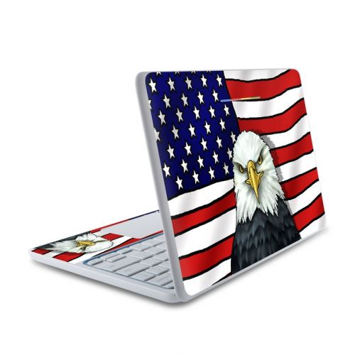 American Eagle HP Chromebook 11 Skin