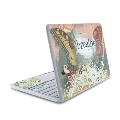 Breathe HP Chromebook 11 Skin