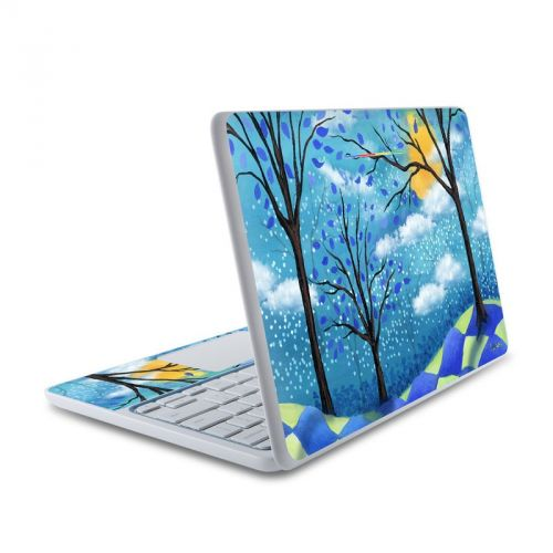 Moon Dance Magic HP Chromebook 11 Skin