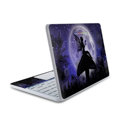 Moonlit Fairy HP Chromebook 11 Skin