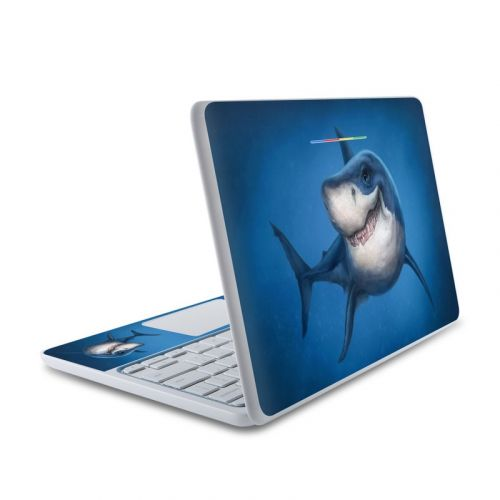 Shark Totem HP Chromebook 11 Skin