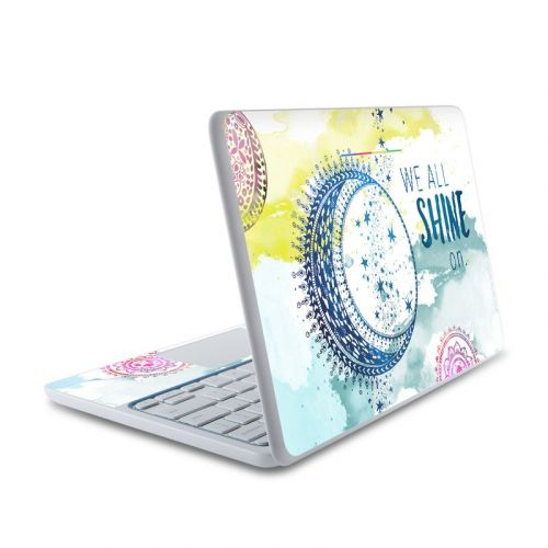Shine On HP Chromebook 11 Skin