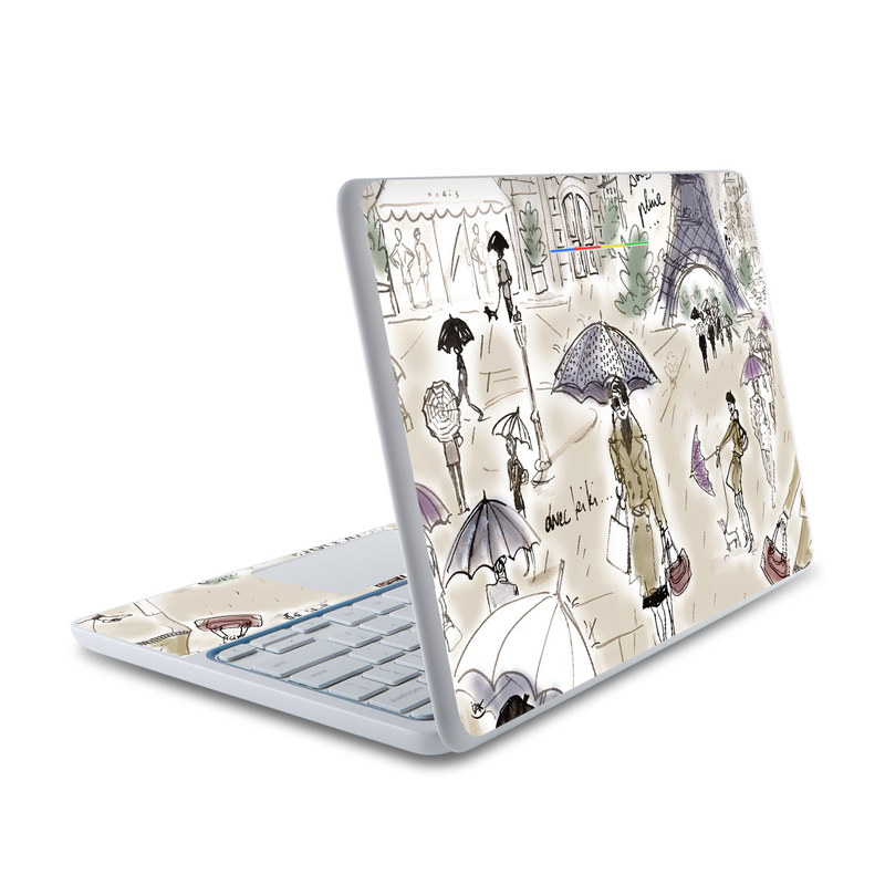 Ah Paris HP Chromebook 11 Skin
