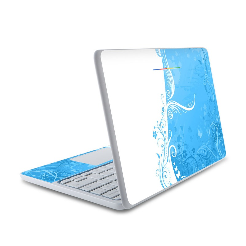 Blue Crush HP Chromebook 11 Skin