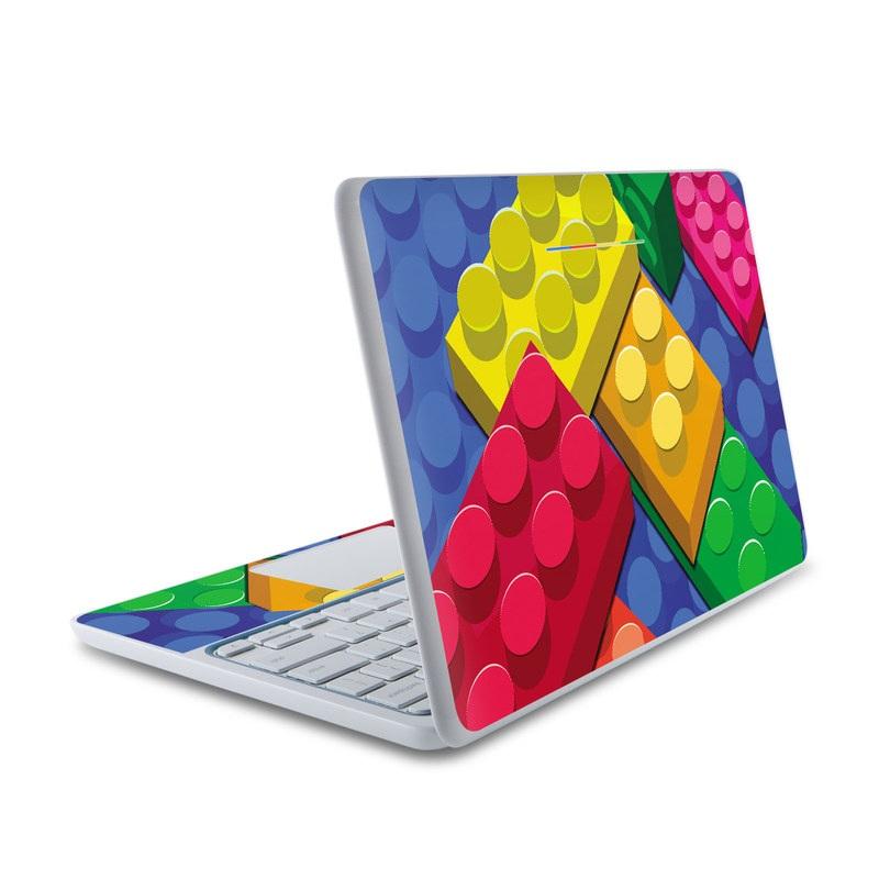 Bricks HP Chromebook 11 Skin