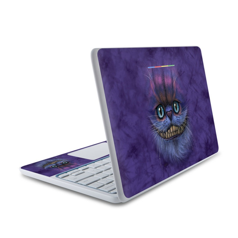 Cheshire Grin HP Chromebook 11 Skin