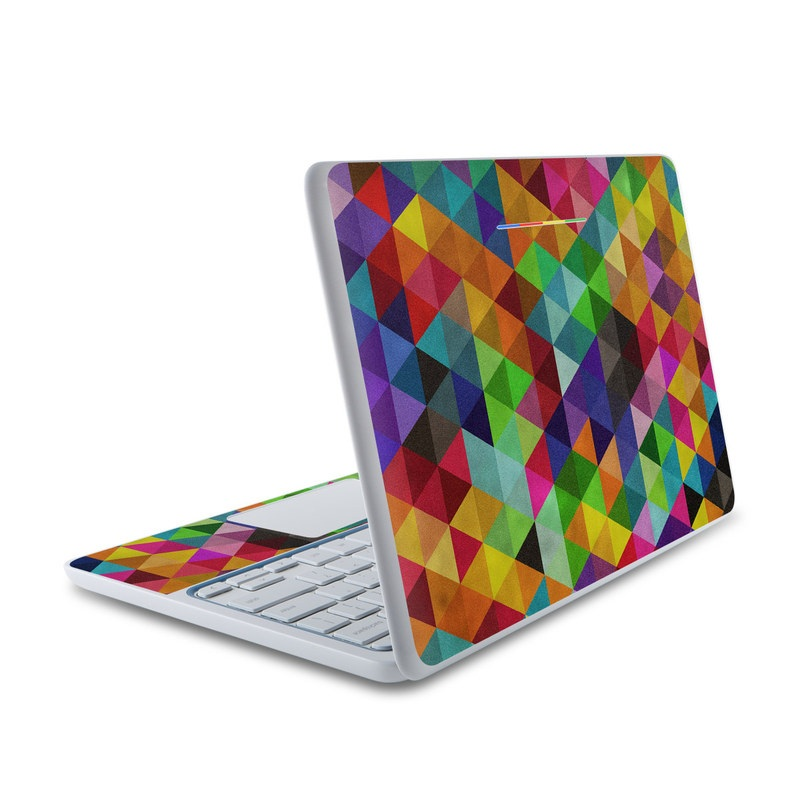 Connection HP Chromebook 11 Skin