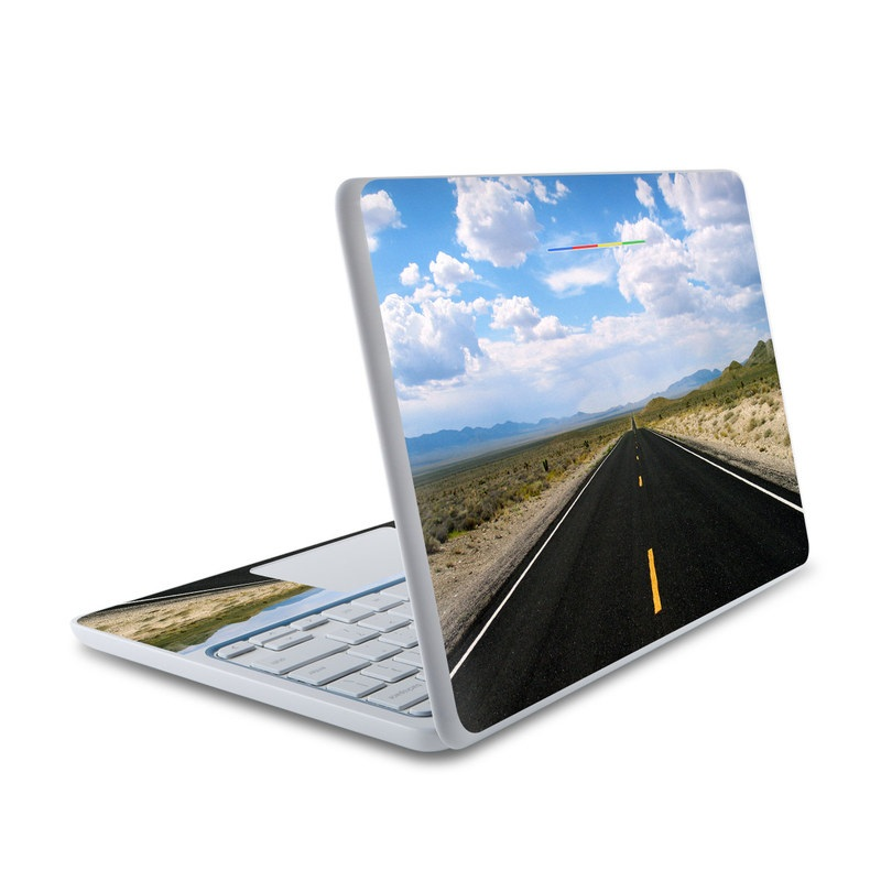Cruising HP Chromebook 11 Skin