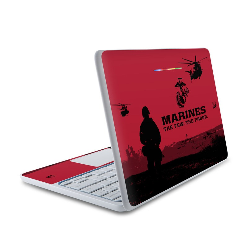 Leadership HP Chromebook 11 Skin