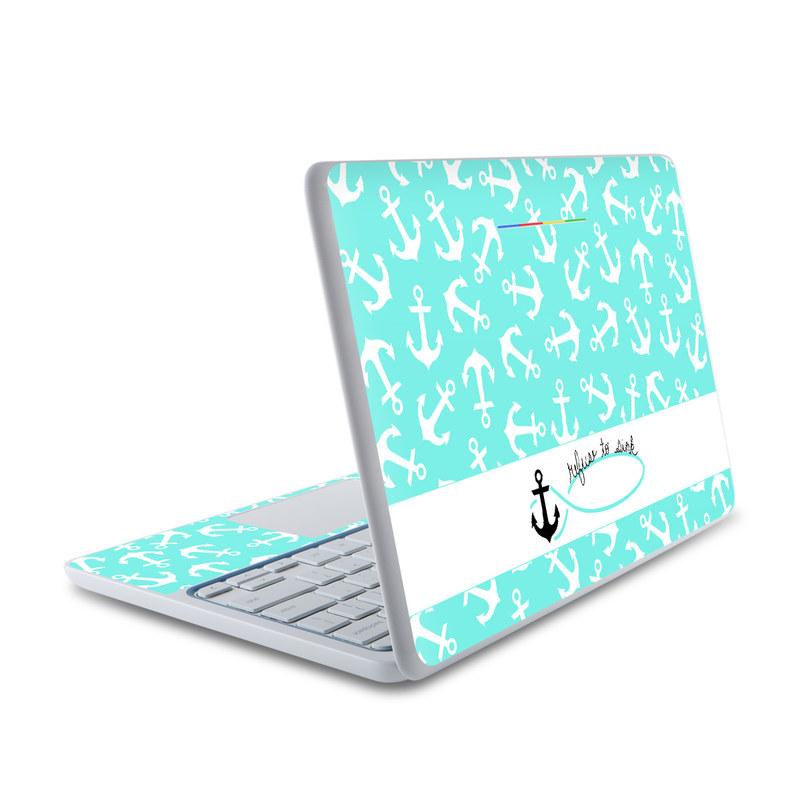 Refuse to Sink HP Chromebook 11 Skin