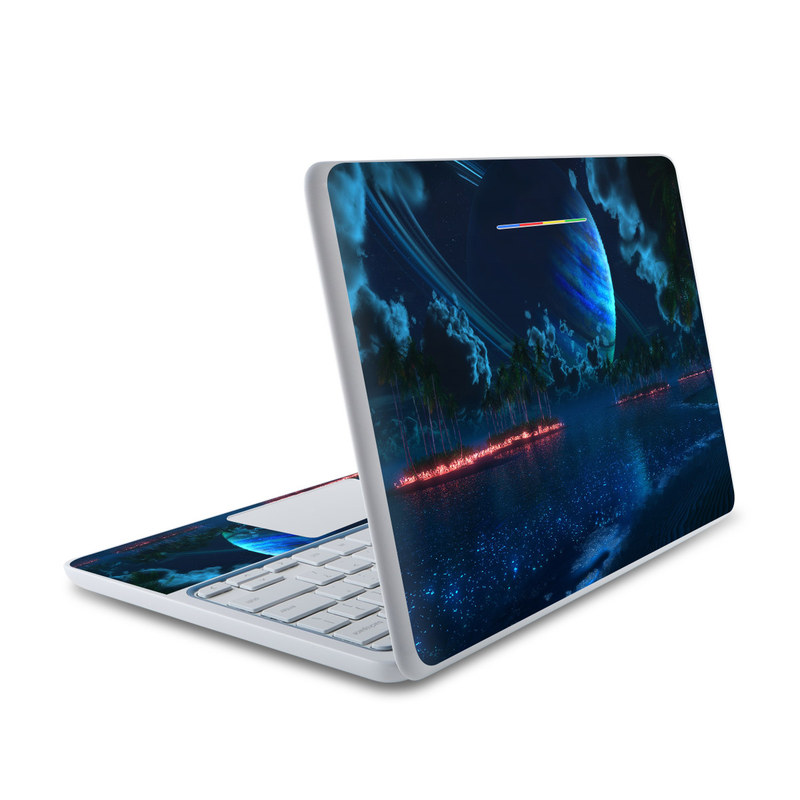 Thetis Nightfall HP Chromebook 11 Skin