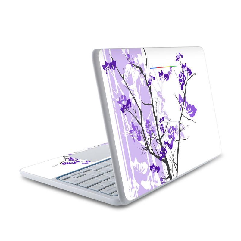 Violet Tranquility HP Chromebook 11 Skin