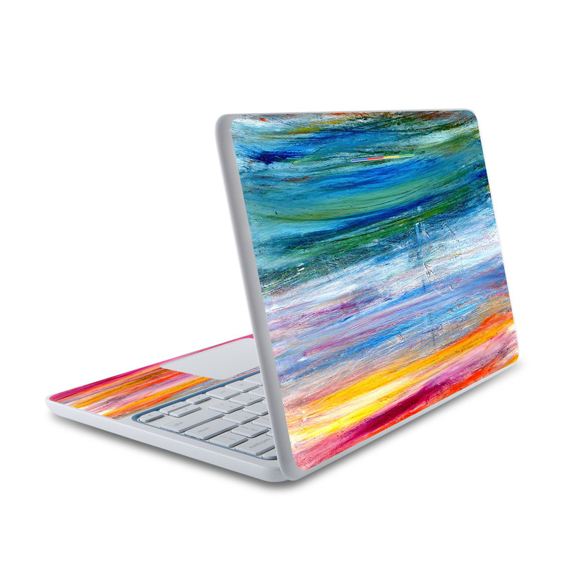 Waterfall HP Chromebook 11 Skin