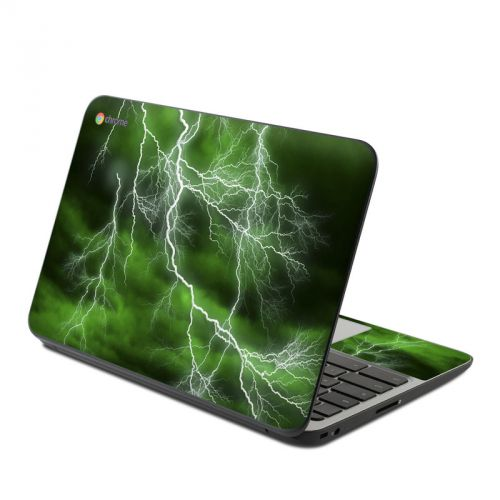 Apocalypse Green HP Chromebook 11 G4 Skin