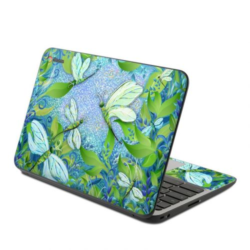 Dragonfly Fantasy HP Chromebook 11 G4 Skin