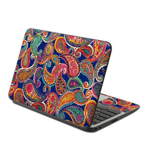 Gracen Paisley HP Chromebook 11 G4 Skin