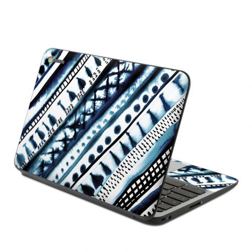 Indigo HP Chromebook 11 G4 Skin