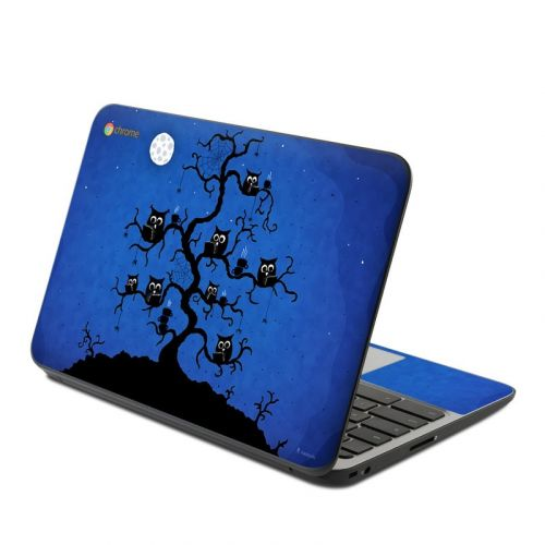 Internet Cafe HP Chromebook 11 G4 Skin