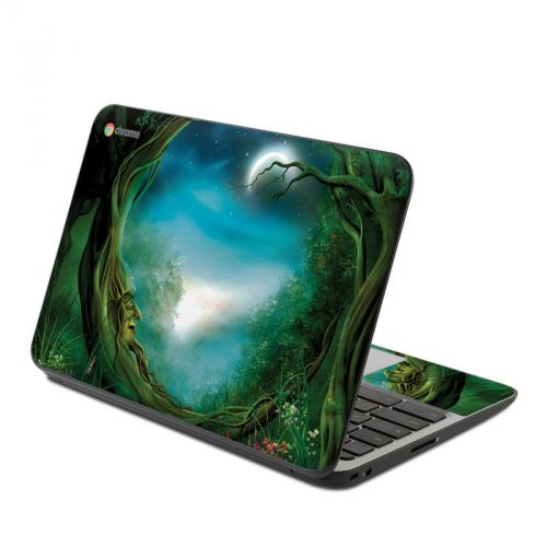Moon Tree HP Chromebook 11 G4 Skin