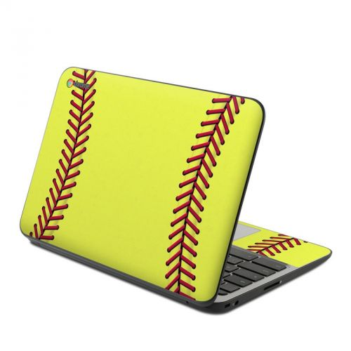Softball HP Chromebook 11 G4 Skin