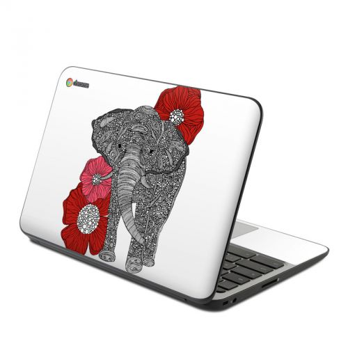 The Elephant HP Chromebook 11 G4 Skin