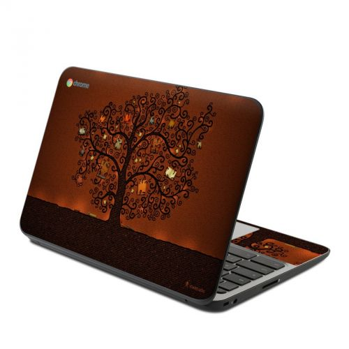 Tree Of Books HP Chromebook 11 G4 Skin